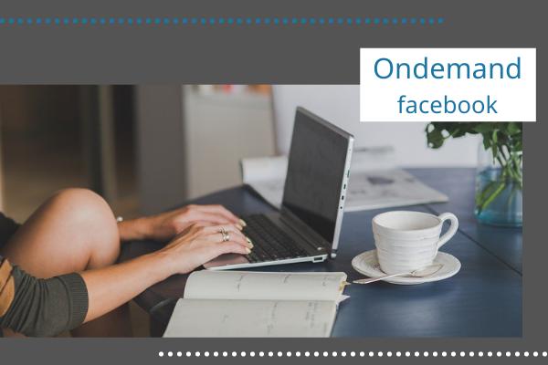 Ondemand facebook